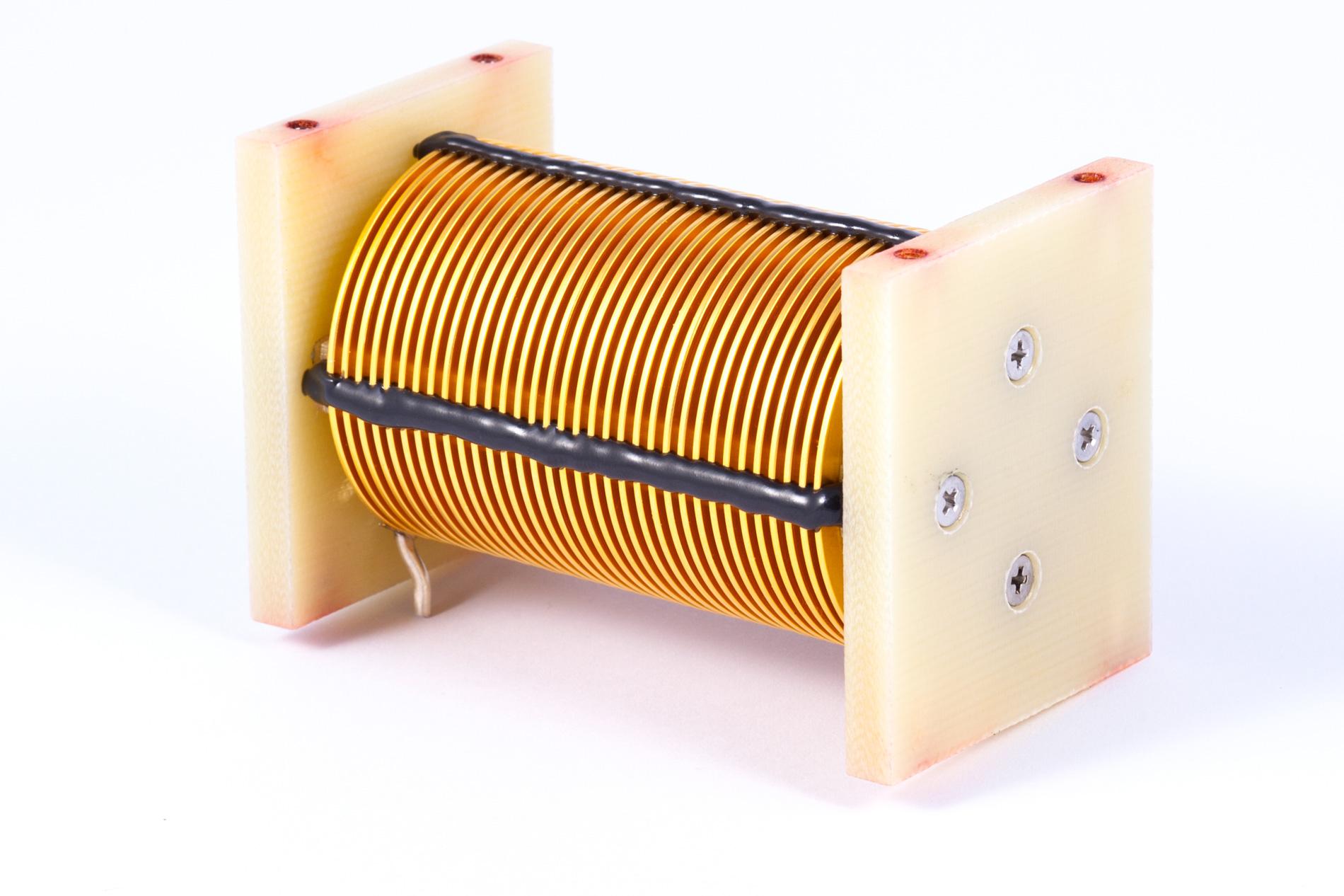 Transformateurs et inducteurs rf